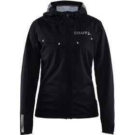 """Craft M's Repel Jacket Black/Silver Reflective"""